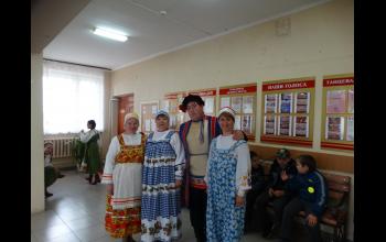 Ансамбль Рябинушка