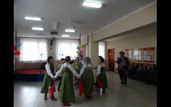 Кудесница Ансамбль русской песни