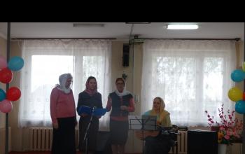 Ансамбль педагогов воскресной школы