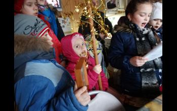 Поздравляем бабушек! Дарим Рождественскую радость!
