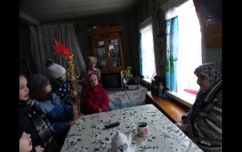 Поздравляем бабушек!