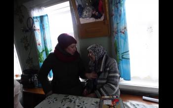 Людмила Геннадьевна -наш фельдшер