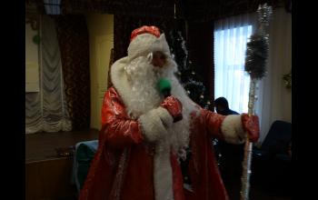 Здравствуй, Дедушка Мороз!