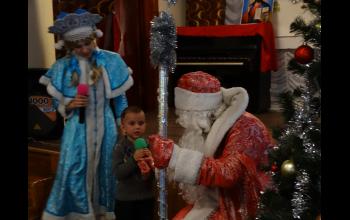 Рассказываем стихи Дедушке Морозу