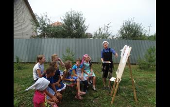 Виктория Николаевна объясняет